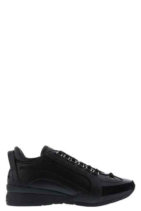 Dsquared2 551 sneaker black on black SS21