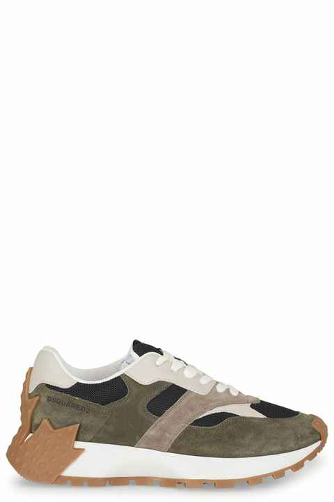 Dsquared2 special sneaker maple FW21
