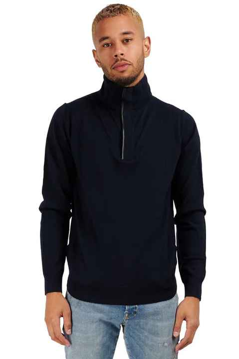 Karl Lagerfeld luxe pullover blauw