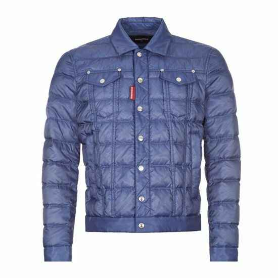 Dsquared2 blue jacket SS21