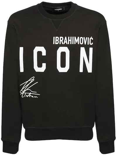 Dsquared2 Ibra sweater SS21