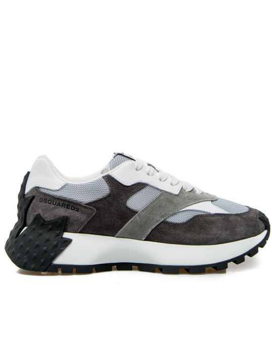 Dsquared2 sneakers maple grey FW21