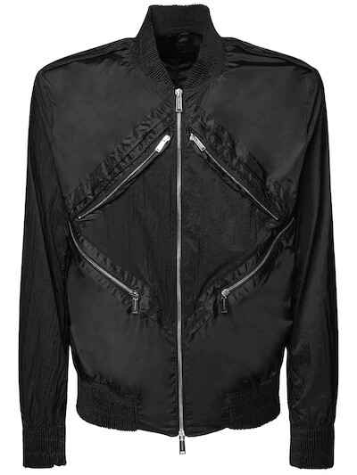 Dsquared2 zipped jacket SS21