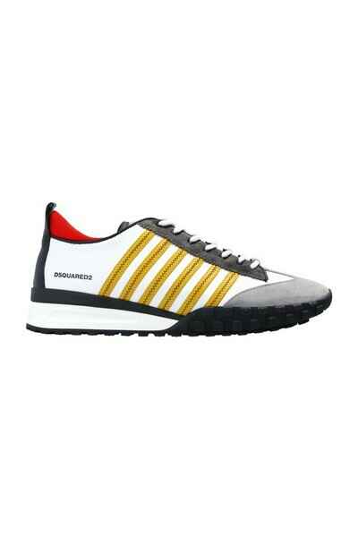 Dsquared2 stripe yellow/red FW21