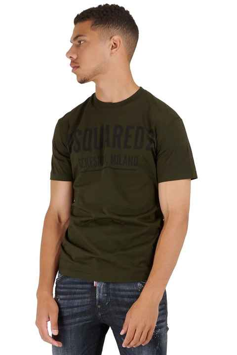 Dsquared2 T-shirt ceresio green FW21