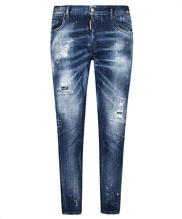 Dsquared jeans tidy biker