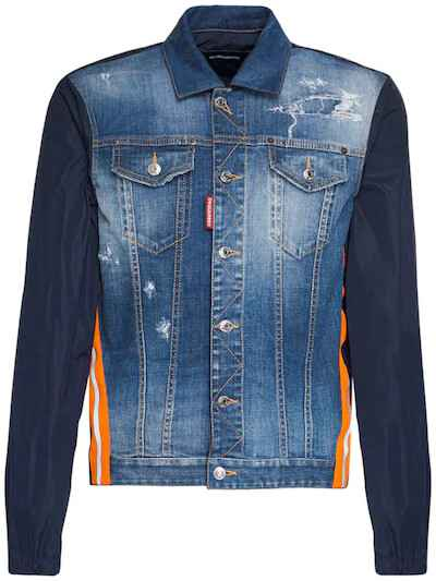 Dsquared2 denim jacket SS21
