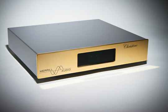 Merrill Audio Christine Reference Preamplifier