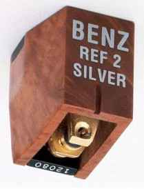 Benz Micro Reference 2 Silver