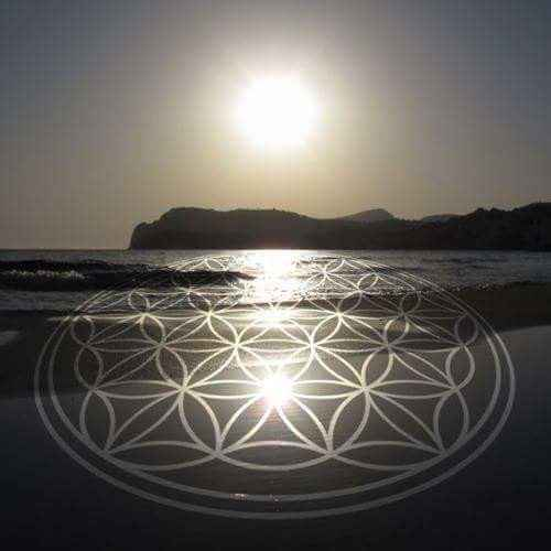 Flower of Life Geomantiek