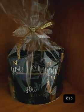 Giftset met 'Be You Tiful' Quote