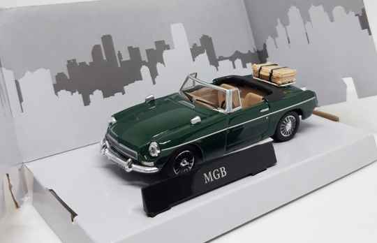 MG B Cabriolet Open Top