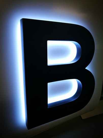 AcryLED letters