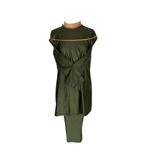 BYLIMA BURKINI SS19 MILITARY GREEN