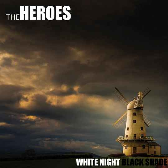 White Night Black Shade - CD en 10 inch vinyl