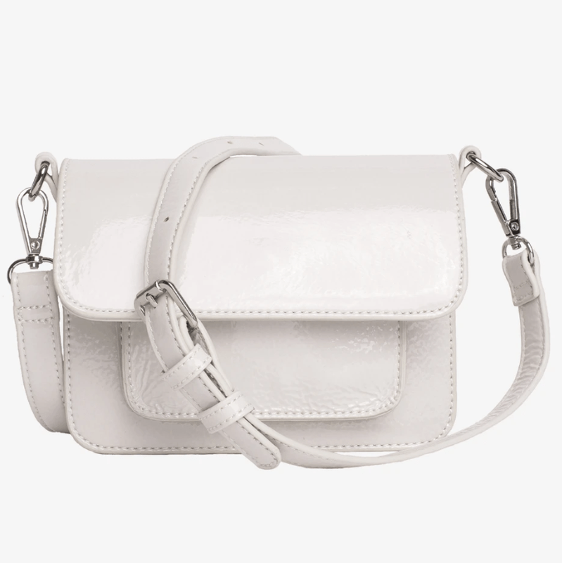 HVISK Bag off white mini