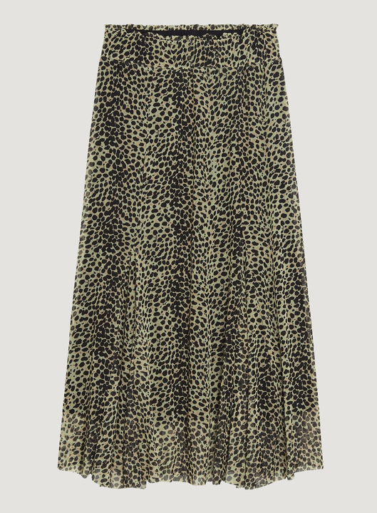 Catwalk Junkie Skirt Jungle Leopard