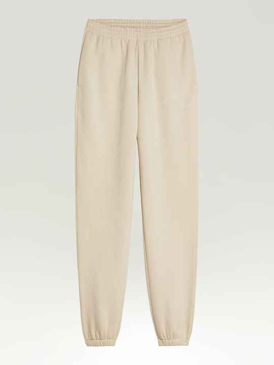 Sweatpants Easy Going - Macadamia