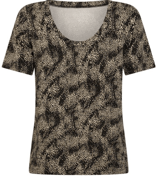 Tramontana T-shirt Backwards Snake