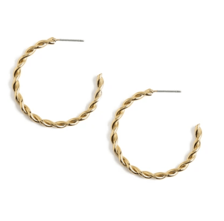 Orelia Earings Gold