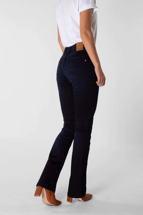 KUYICHI Amy Bootcut  - Dark Faded