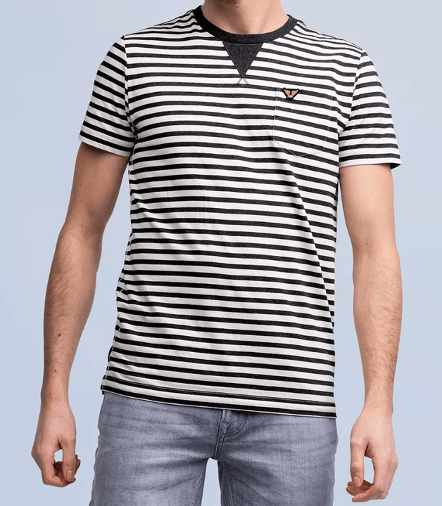 PME T-shirt Striped