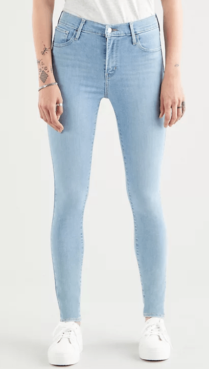 LEVI 720 High-Rise Super Skinny
