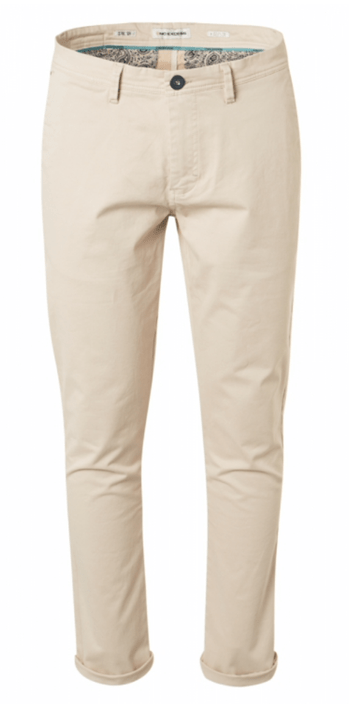 No- Excess Stretch Chino Sand