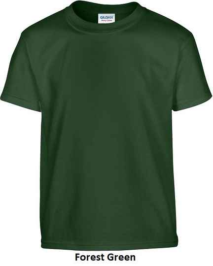 Shirt Forest Green