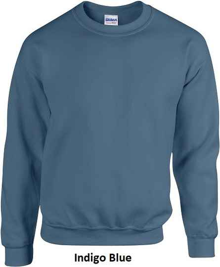 Sweater Indigo Blue