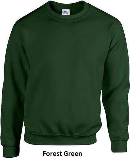 Sweater Forest Green