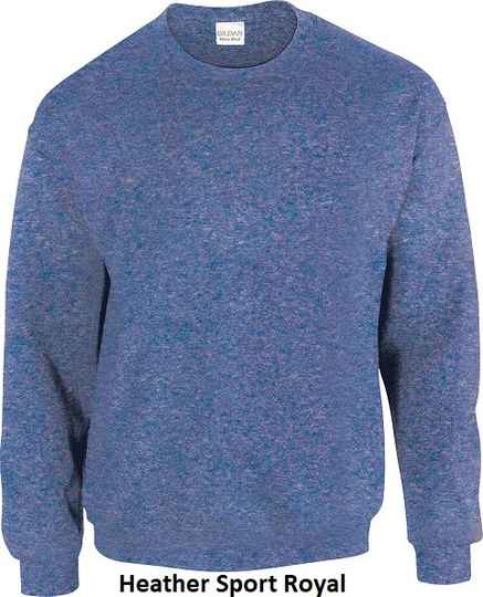 Sweater Heather Sport Royal