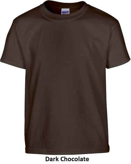 Shirt Dark Chocolate