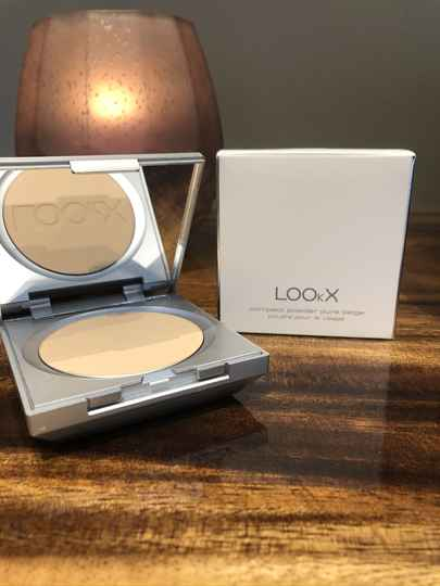 Lookx Compact Powder Pure Beige
