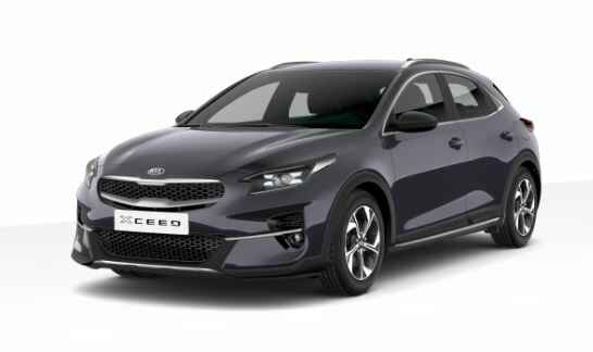 KIA - Xceed - 1,6 T-Gdi 2047DCT 150kW - Vision Exclusive - MY21 - Benz. AUT. -ML069963/P