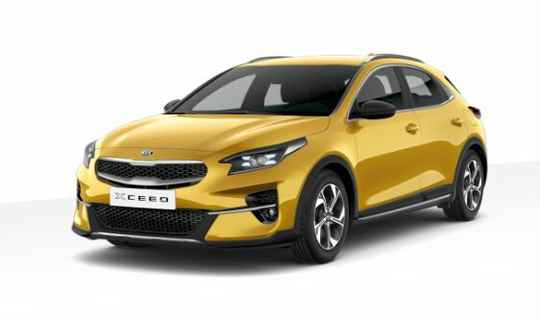 KIA - Xceed - 1,6 T-Gdi 2047DCT 150kW - Vision Exclusive - MY21 - Benz. AUT. -  ML069976