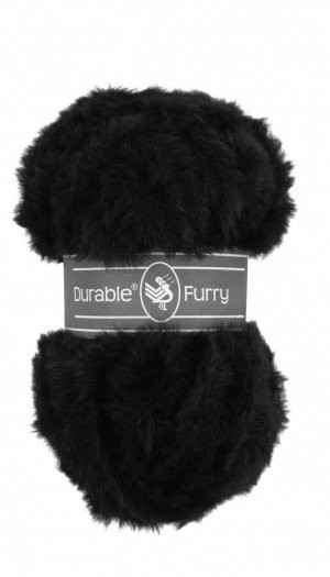 Durable Furry 325 Black
