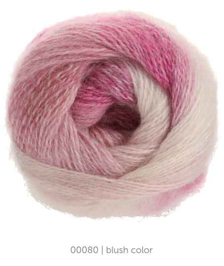 SMC Schachenmayr Shades of Winter 80 Blush Color