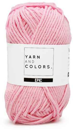 Yarn and colors Epic 045 blossom