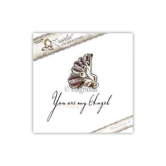 Magnolia Stamp -2016-ATL 03 You are my Angel Kit