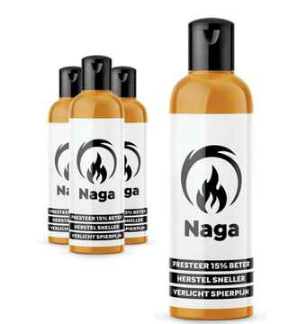 Naga: Muscle Care & Performance