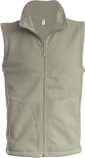 Fleece gilet men 2097