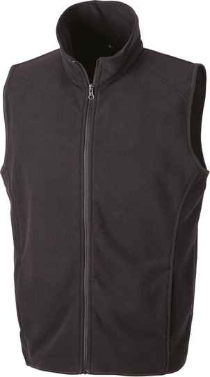 Micro fleece gilet adult 2099