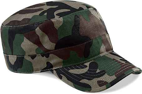 Camouflage Army cap  1156