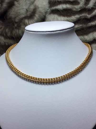 Goudkleurig Full Persian collier