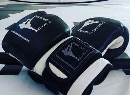 Gym Haarlem Boxing Gloves