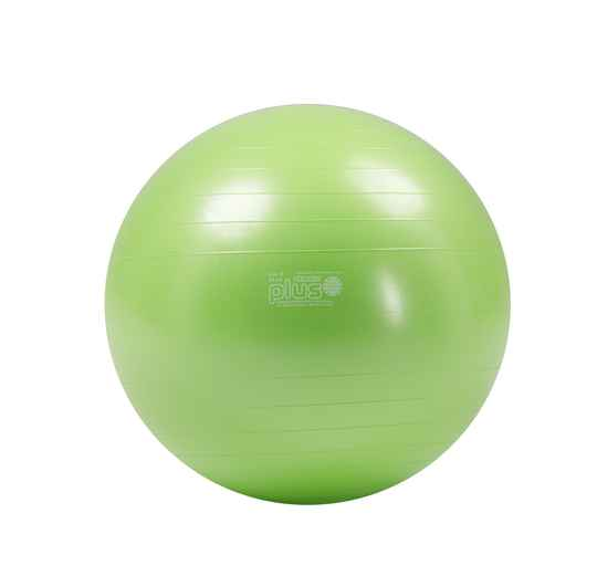 Gymnic fitnessbal Plus 65 cm lime groen
