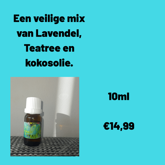 Luizen-olie 10ml