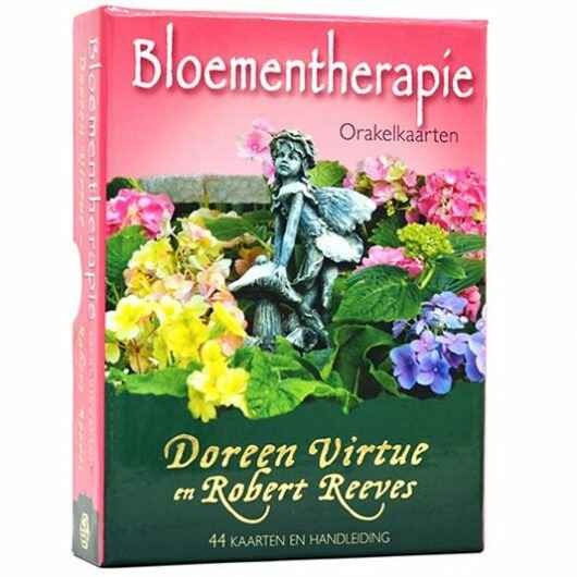 Bloementherapie Orakel Doreen Virtue, Robert Reeves