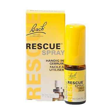 Bach Rescue Spray  groot of klein